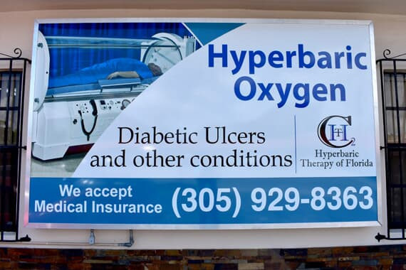 Hyperbaric Therapy Center